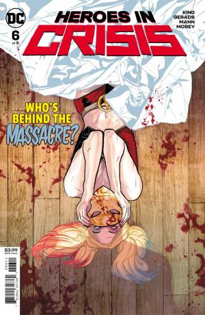 Heroes in Crisis # 6 Issues (2018 - 2019)