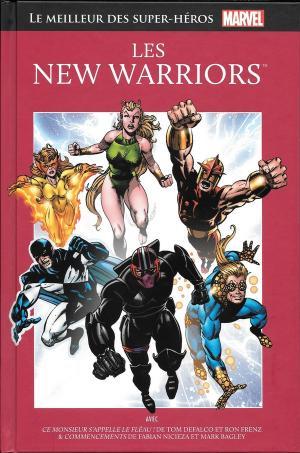 Le Meilleur des Super-Héros Marvel 75 - Les New Warriors