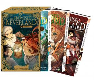 The promised Neverland 1 Coffret