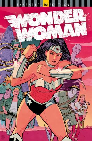 Wonder Woman - Bloods and Guts édition TPB softcover (souple)