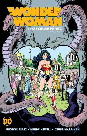 Wonder Woman by George Pérez # 4