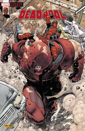 Marvel Legacy - Deadpool # 6
