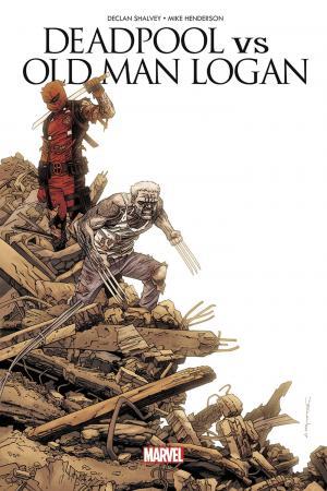 Deadpool Vs. Old Man Logan édition TPB Hardcover (cartonnée) - 100% Marvel