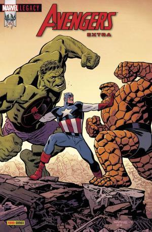 Marvel Legacy - Avengers Extra # 3