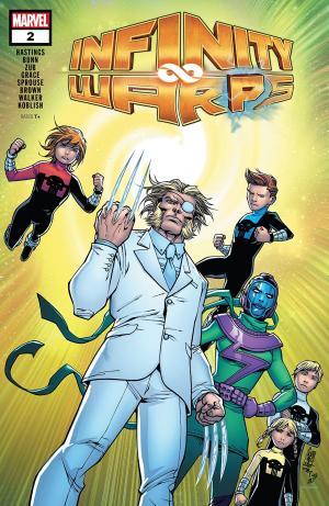 Infinity Wars - Infinity Warps # 2 Issues (2018)