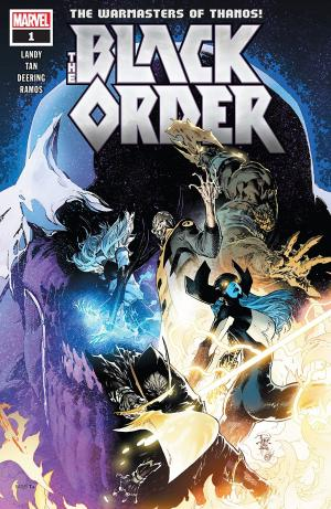 Black Order édition Issues (2018 - 2019)