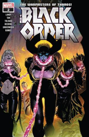 Black Order # 2 Issues (2018 - 2019)