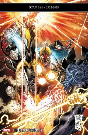 Black Order # 3 Issues (2018 - 2019)