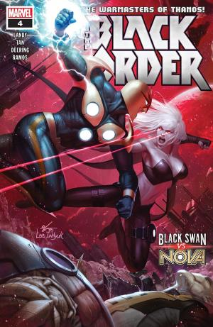 Black Order # 4 Issues (2018 - 2019)