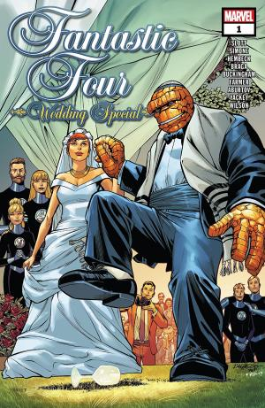 Fantastic Four - Wedding Special édition Issue (2018)