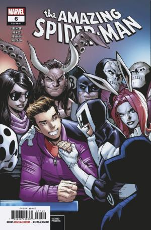 The Amazing Spider-Man # 6 Issues V5 (2018 - Ongoing)