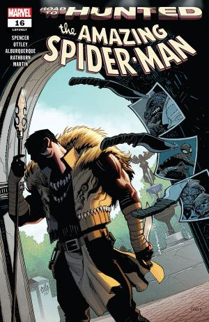 The Amazing Spider-Man 16