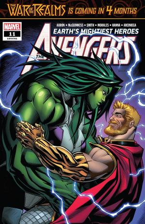 Avengers # 11 Issues V8 (2018 - Ongoing)