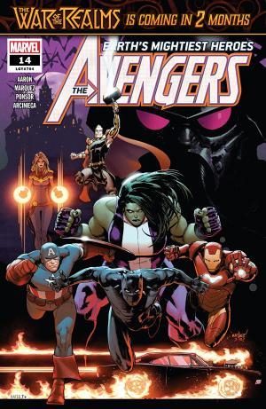 Avengers # 14 Issues V8 (2018 - Ongoing)