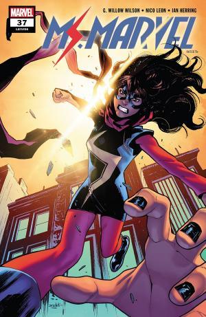 Ms. Marvel # 37 Issues V4 (2015 - 2019)