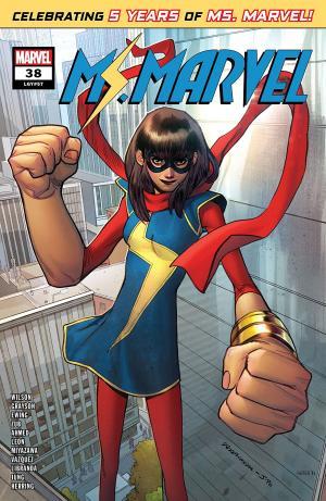 Ms. Marvel 38
