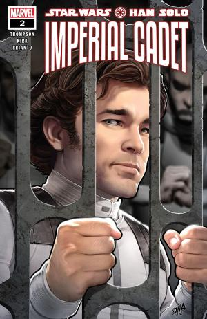 Star Wars - Han Solo - Imperial Cadet # 2 Issues (2018 - 2019)
