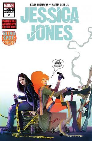 Jessica Jones # 2 Issues V3 - Marvel Digital Original (2018)