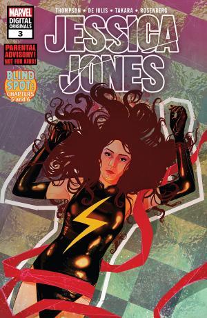 Jessica Jones # 3 Issues V3 - Marvel Digital Original (2018)
