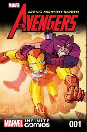 Marvel Universe Avengers - Earth's Mightiest Heroes édition Issues (2018)