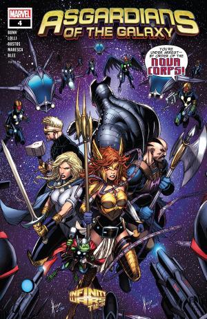 Les Asgardiens de la Galaxie # 4 Issues (2018 - 2019)
