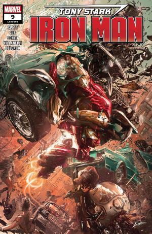 Tony Stark - Iron Man # 9