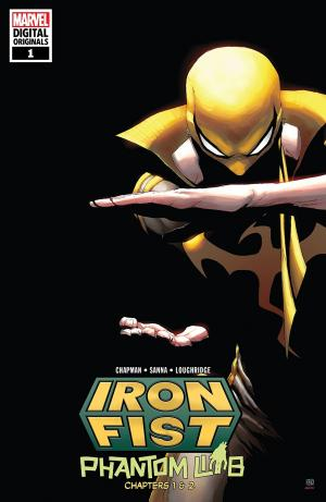 Iron Fist édition Issues - Marvel Digital Original (2018)