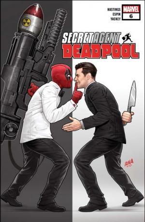 Deadpool - Secret Agent Deadpool # 6 Issues (2018)