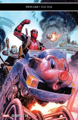 Deadpool # 8 Issues V6 (2018 - 2019)