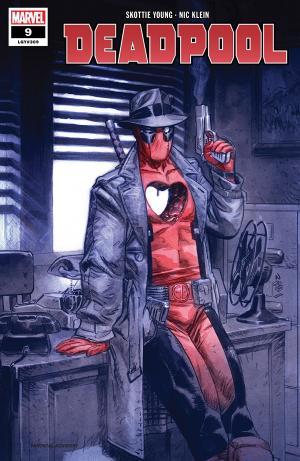 Deadpool # 9 Issues V6 (2018 - 2019)
