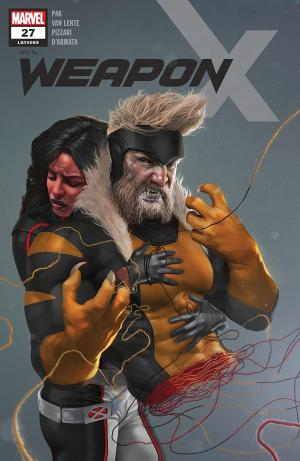 Weapon X # 27 Issues V3 (2017 - 2018)