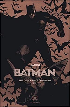 Batman - The Dark Prince Charming 2 TPB hardcover (cartonnée) - Edition spéciale
