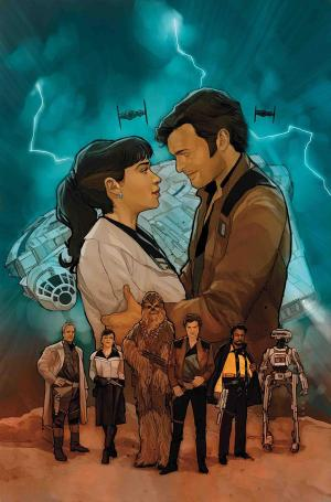 Solo - A Star Wars Story Adaptation # 4 Issues (2018 - 2019)