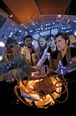 Solo - A Star Wars Story Adaptation # 5 Issues (2018 - 2019)