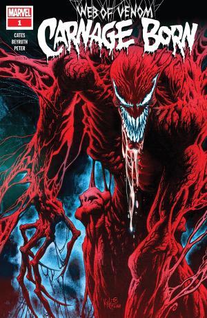Web of Venom - Carnage Born # 1 Issue (2018)