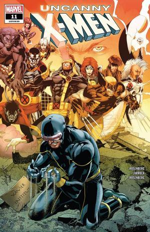 Uncanny X-Men # 11