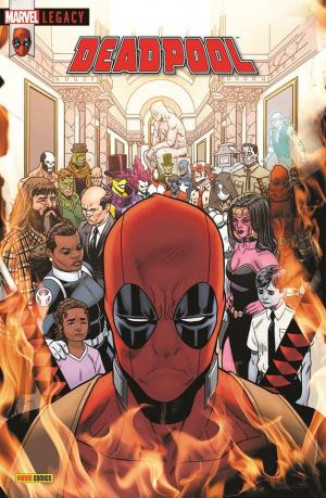 Marvel Legacy - Deadpool 7