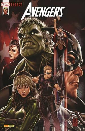 Marvel Legacy - Avengers # 7