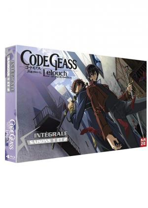 Code Geass - Lelouch of the Rebellion édition Collector