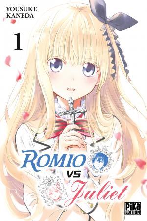 Romio vs Juliet # 1