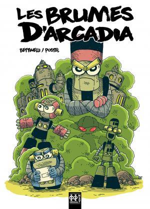 Les brumes d'Arcadia édition simple