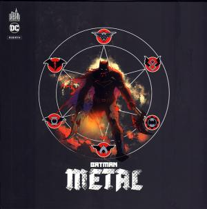 Batman Metal # 1 Coffret Métal