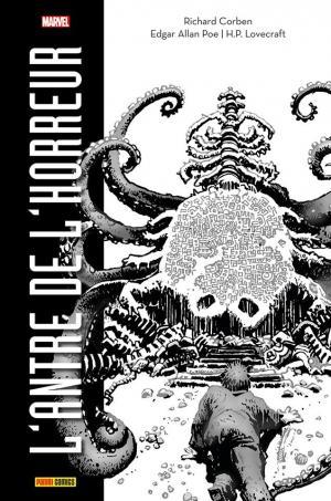 L'Antre de l'Horreur  TPB Hardcover - Hors Collection