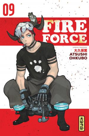 Fire force 9 Simple