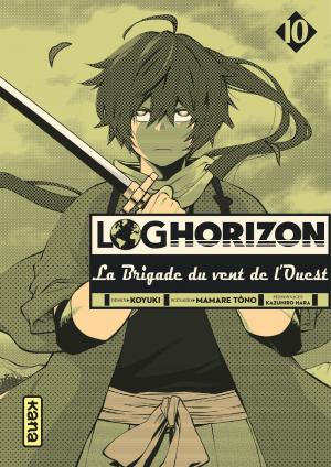 Log Horizon - La brigade du vent de l'Ouest 10 Simple