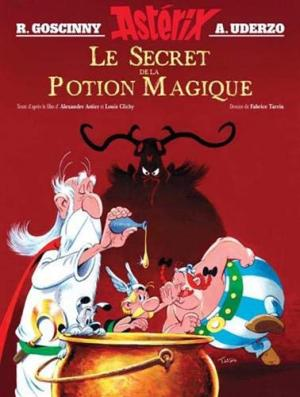 Astérix et le secret de la potion magique - L'album du film  simple