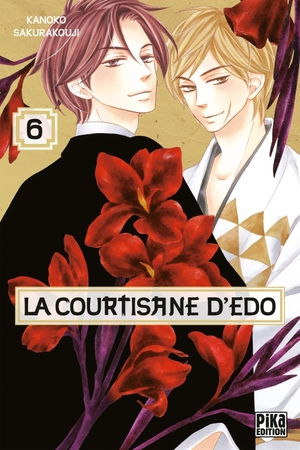 La Courtisane d'Edo 6 Simple