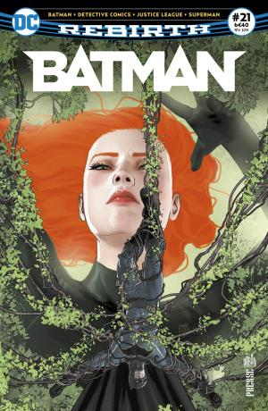 Batman Rebirth # 21