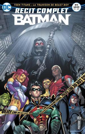 Récit Complet Batman # 11