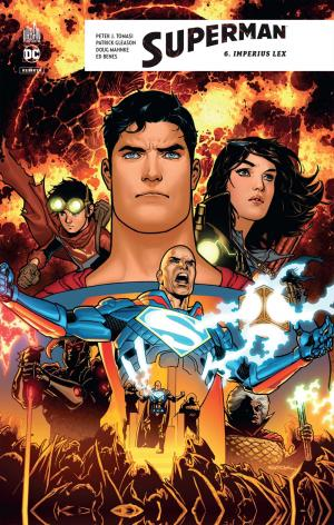 Superman Rebirth 6 TPB hardcover (cartonnée)